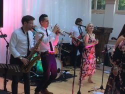 Wedding Band Shepperton Studios