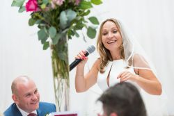 Bride Speech Shepperton Studios