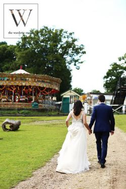 The Carousel at Fawley Estate