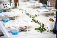 Tablescape Marquee wedding Henley