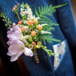 Beautiful Buttonhole for Groom